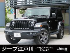 ジープ・ラングラー2D sports 4×4 1オーナー Jeep認定中古車