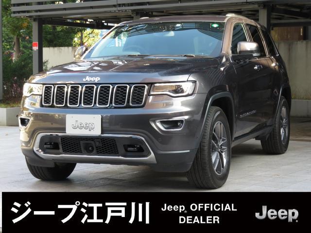 クライスラー・ジープ リミテッド ブラックレザー ACC 1オーナー Jeep認定中古車