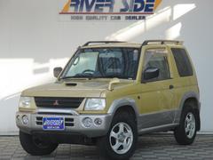 パジェロミニVターボ イージーセレクト4WD