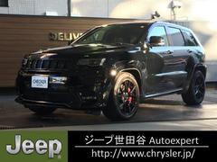 クライスラージープ グランドチェロキーSRT8 Make My Jeep 認定中古車 ボルドー革