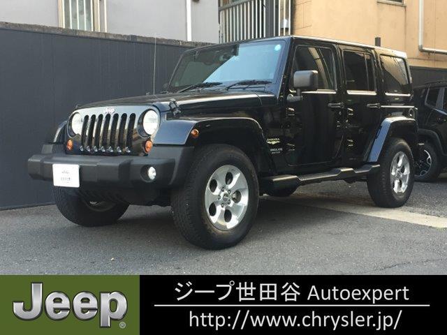 サハラ 4WD 認定中古車 1オナ ナビ TV ETC(1枚目)