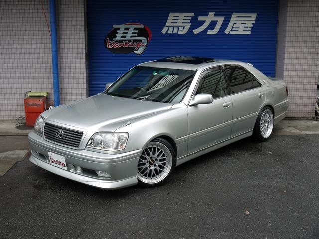 トヨタ アスリートVX 限定300台モデリスタコンプリートカー SR