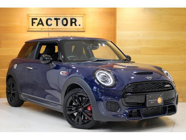 MINI ジョンクーパーワークス 6MT ACC 軽減B 新車保証書