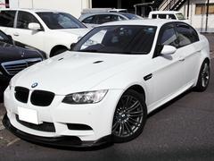 BMWM3セダン MドライブP カーボンINT ナビDTV 禁煙車