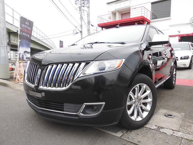 「リンカーン」「リンカーン MKX」「SUV・クロカン」「東京都」の中古車