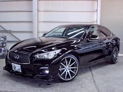 スカイライン200GT−t 黒半革 SPフェイス新品スポイラー新品アルミ