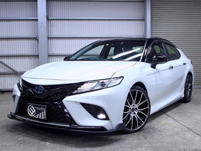 トヨタ X WSフェイス新品フルエアロ新品ホイール セーフティセンス