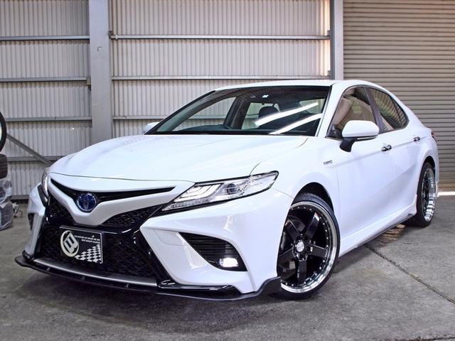 トヨタ X WSフェイス新品フルエアロ 新品アルミ セーフティセンス