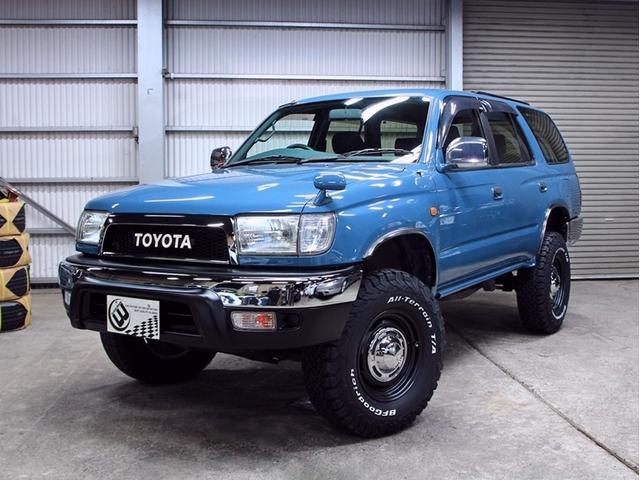 トヨタ SSR-X Vセレ後期 ナロー仕様 リフトアップ新品ホイール