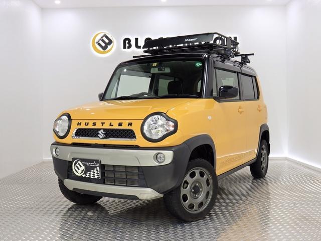 スズキ G 5速MT 4WD リフトアップ 新品ルーフラック・キャリア SDナビ リアカメラ ETC シートヒーター キーレスエントリー セキュリティー