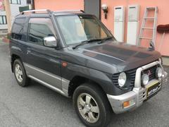 パジェロミニXR−II・ユーザー買い取り車・車検32年5月・4WD