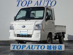 サンバートラックTB パートタイム4WD 5速マニュアル 三方開 1年保証付