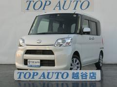 タントX SAIII 後期 自動ブレーキ エコアイドル 1年保証付