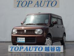 アルトラパンG 4WD シートヒーター ETC プッシュスタート ABS