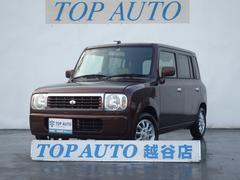 アルトラパンGエディション 特別仕様車 純正アルミ 電格ミラー ABS