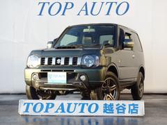 ジムニーランドベンチャー ターボ 4WD 10型 ナビ ETC 保証