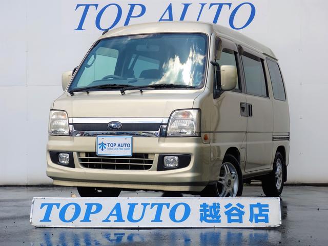 スバル ベースグレード 4WD ETC 社外アルミ CD MD
