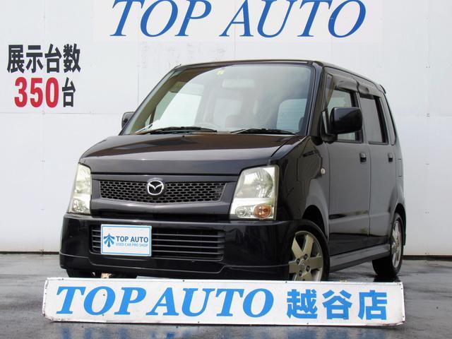 マツダ AZワゴン FX-スペシャル ETC キーレス CD 純正アルミ ABS