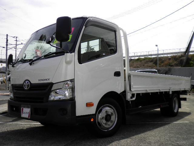 トヨタ ワイドロング 2トン積載 ディーゼルターボ内寸435x188