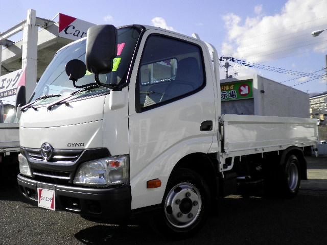 トヨタ フルジャストロー 2トン積載 ディーゼルターボ オートマ車