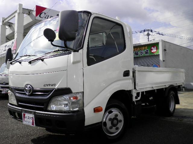 トヨタ フルジャストロー 2トン積載 ディーゼルターボ ナビ ETC