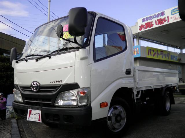 トヨタ ダイナトラック フルジャストロー 2トン積載 ディーゼルターボ オートマ車