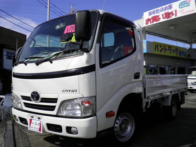 トヨタ ダイナトラック Sシングルジャストロー 低床 1200kg積載 オートマ車 ETC キーレス ガソリン車 タイミングチェーン