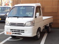 ハイゼットトラックエクストラ4WD・ナビ・キーレスエントリー・車検付き