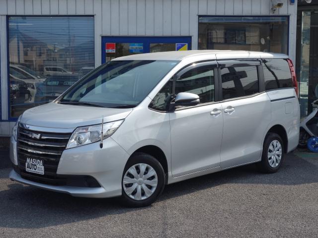 トヨタ Xサイドリフトアップシート車LDAアイドルオフ衝突低減プリク