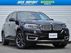 BMW X5xDrive35i xライン セレクトP 黒革 ACC1オナ