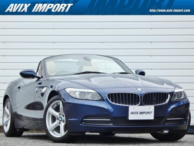 BMW sDrive23i ハイラインパッケージ ベージュレザー 純正HDDナビ フルセグ地デジ メモリー付パワーシート&シートヒーター パドルシフト ミラー一体型ETC 電動オープン 電動格納ミラー キーレスエントリー キセノンライト 17インチアルミホイール