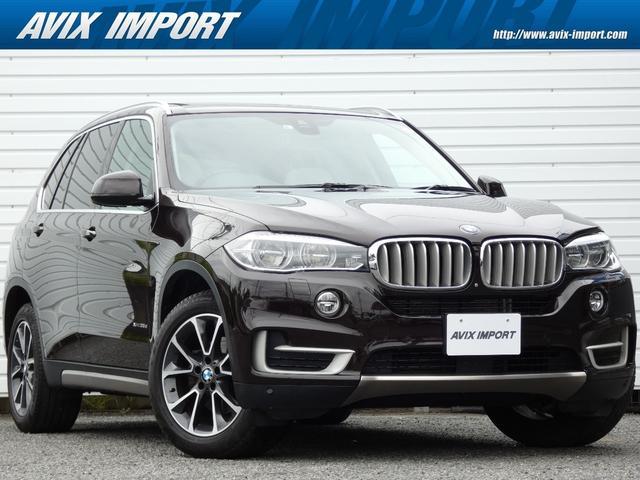 BMW X5 xDrive 35d xライン 1オナ 後期 コンフォート PKG セレクトPKG Dアシストプラス ACC レーンチェンジ 白革 PSR 第5世代新型ナビTV トップ&リアビュー 前後ヒーター ベンチレーション コンフォートアクセス ソフトクローズ 禁煙