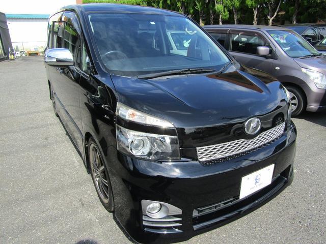 「トヨタ」「ヴォクシー」「ミニバン・ワンボックス」「東京都」の中古車