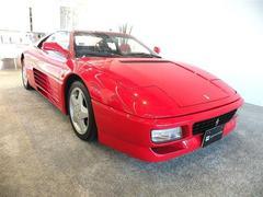 フェラーリ 348GTS GTS 保証付 D車 ベタ対策済 5MT