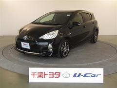 アクアG ワンオーナー車・HDDナビ・フルセグTV