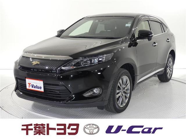 「トヨタ」「ハリアー」「SUV・クロカン」「千葉県」の中古車