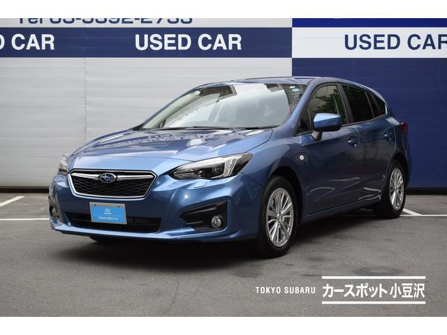 スバル 1.6i-Lアイサイト【夏の特選車!AWDの元レンタカー】