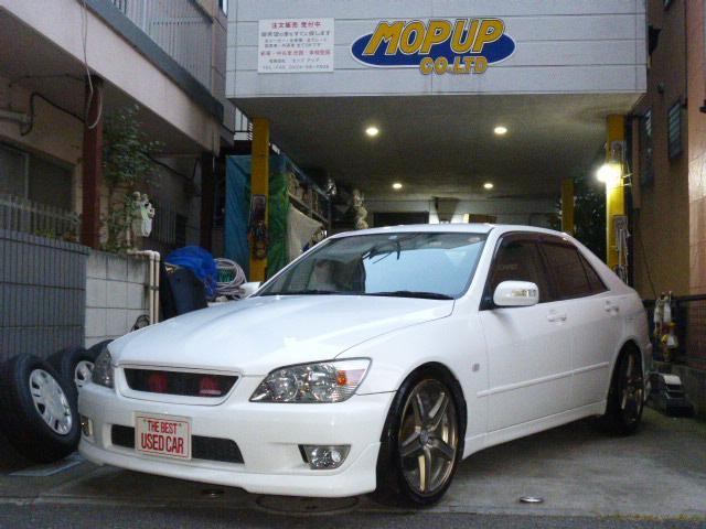 トヨタ RS200外装塗装仕上げ美車エンジン整備済み各部品TB交換済