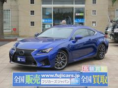 RC F Safety System+ 三眼LED BSM 黒革