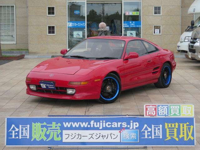 トヨタ GT HDDナビ フジツボマフラー アドバン16インチアルミ