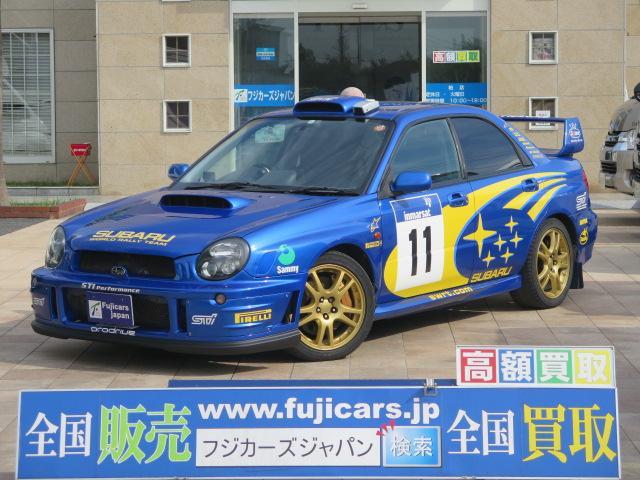 スバル WRX STiプロドライブスタイル ラリージャパン仕様