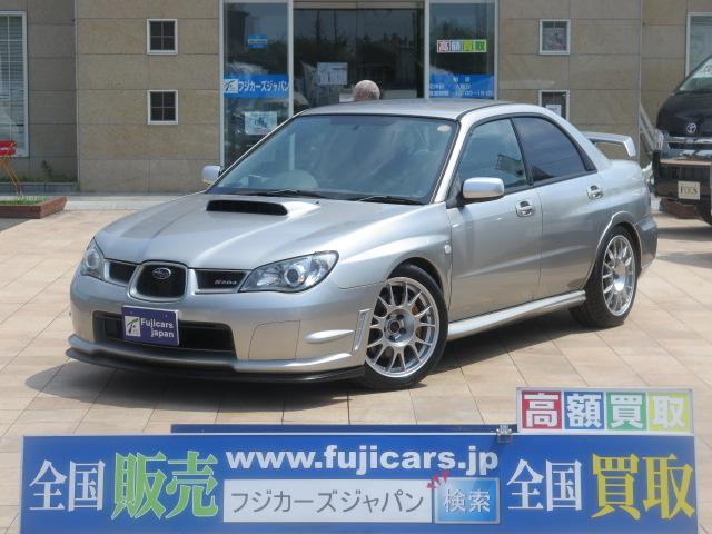 スバル S204 600台限定車 HKS車高調 HKSマフラー
