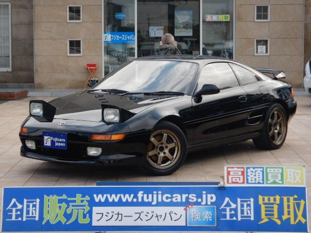 トヨタ GT-S 3型 5速マニュアル ターボ RAYS TE37 純正マフラー MOMOステアリング ハロゲンヘッドライト 新品メモリーナビ DVD再生 ワンセグ キーレス