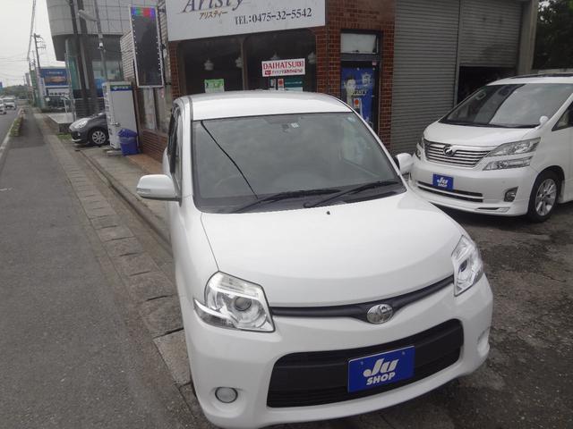 「トヨタ」「シエンタ」「ミニバン・ワンボックス」「千葉県」の中古車