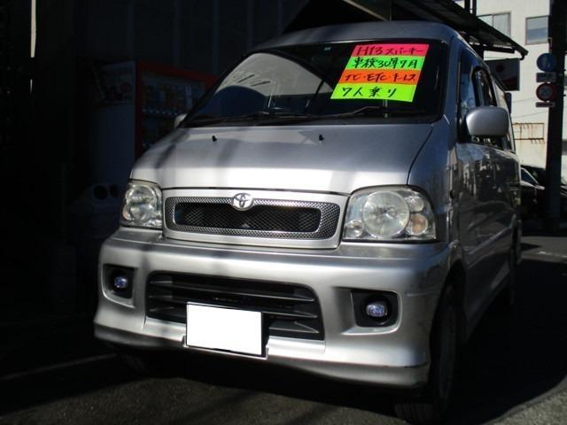 トヨタ X 両側スライドドア ナビ ETC 7名乗り AC 保証付
