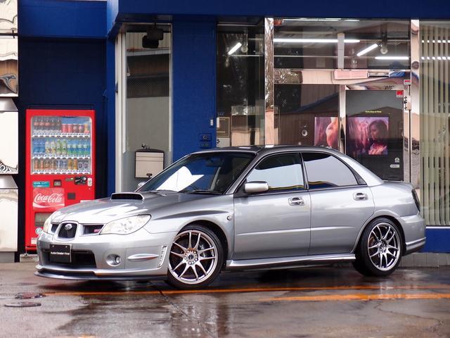 スバル WRX STi HDDナビ 車高調 WORK18AW エアロ