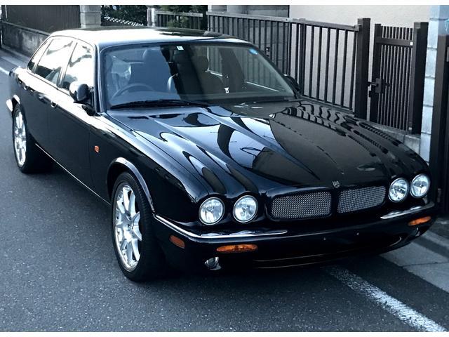ジャガー XJR100 30台限定車右ハンドル