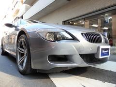 BMW M6E63 5・0 フルノーマル 左H 黒本革 屋内保管禁煙車