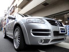 VW トゥアレグW12 スポーツ 12気筒 ハーマンカードン 禁煙車