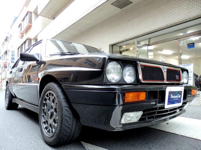 デルタ(ランチア) HFインテグラーレ16V 中古車画像